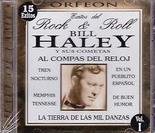 Exitos Del Rock & Roll: Bill Haley y Sus Cometas Bill Haley y Sus Cometas CD NEW
