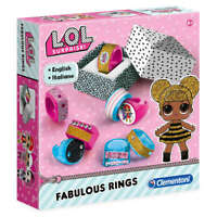 LOL Rings - Develops dexterity and creativity