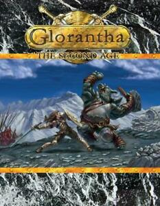 Mongoose RuneQuest Glorantha - The Second Age NM