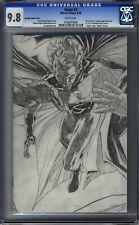 Siege (2010 Series) #2 CGC 9.8 Quesada Sketch Variant