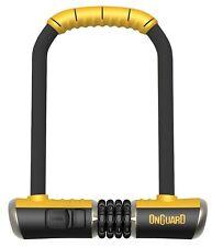 Onguard Bulldog 8010C 115 x 230mm Shackle D U Combo Bike Cycle Security Lock