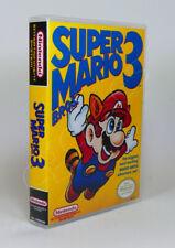 Nintendo NES Game CASE ONLY - Super Mario Bros 3 (PAL)