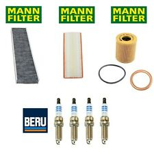 Mini Cooper Paceman Countryman Turbo N18 Tune Up Kit Filters and Spark Plugs OEM