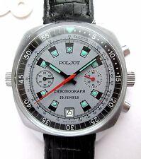 POLJOT Russian Watch Chronograph 3133 box