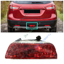 Red Lens Rear Bumper Central Lamp k Indicator Light For Suzuki S-Cross 2015-17