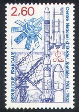 FRANCIA 1982 spazio/Rocket/satellitare/RADIO 1v (n28771)