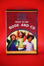 High School Musical [ Read to me ] [ Book & CD ] New & Sealed