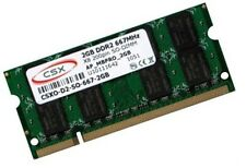 2GB DDR2 667Mhz RAM Speicher Lenovo Netbook S9 S10 S10e Markenspeicher CSX Hynix