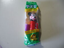 PEZ: Mickey Mouse, green pack, Brand New and Sealed