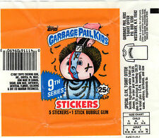 Garbage Pail Kids 9th Series / Wrappers