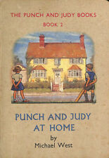 Punch and Judy at Home by Michael West