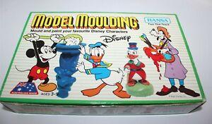 Disney Model Moulding Hansa Plaster Moulding Kit Brand New Never Used 1980's
