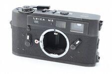 [EX++] Leica M5 35mm Black Rangefinder Film Camera Body 3 Lug from JAPAN