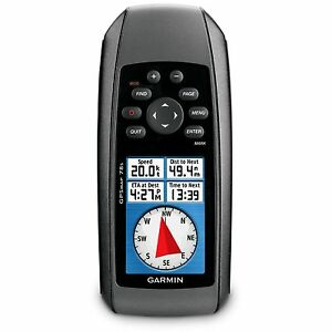 Garmin GPSMAP 78s Handheld Marine GPS Navigator w Altimeter & Electronic Compass