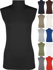 Sleeveless Stretch Other Tops Plus Size for Women