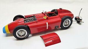 CMC M-181 - Ferrari D50 (Long Nose) Juan Manuel Fangio 1956 F1 World Champion