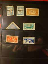 Paraguay Airmail Stamps Lot of 19 - MNH - see details for list