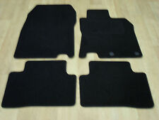 Nissan Qashqai (2014-on) Fully Tailored Car Mats in Black