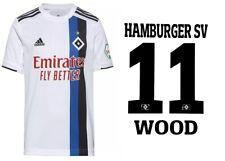 Trikot Adidas Hamburger SV 2019-2020 Home - Wood 11 [S-XXXL] HSV Fussball