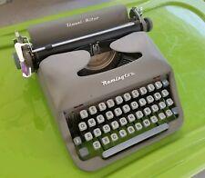 Rare Vintage 1955 Remington Travel-Riter Typewriter made in Holland