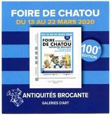 Nouveau bloc collector mini collector Foire de chatou mars 2020 Annulée
