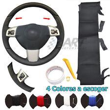 Funda de volante a medida en cuero para Opel Astra H Vectra C Zafira B