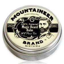Mountaineer Brand Magic Beard Balm: Pine Tar Scent, 2 oz