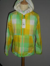 ADIDAS  Reversible  Climaproof  Womens  Jacket Hoodie  S -UK-16  New With Tags
