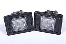 Original Kennzeichenbeleuchtung Paar MERCEDES GLK-Klasse X204 2012-2015 Facelift