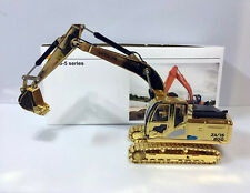 Rare!!! Hitachi ZAXIS200 5 Series Hydraulic Excavator 1/40 Scale *GOLD*