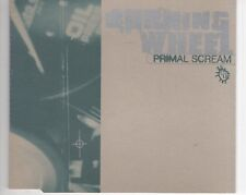 CD PRIMAL SCREAM	burning wheel	MAXI EX+ PROMO (A1667)