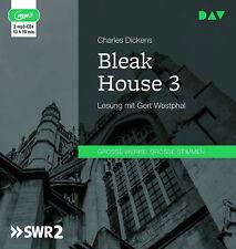Bleak House 3 von Charles Dickens (31.08.2018, MP3-CD)