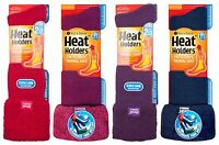 Heat Holders - Womens Thick Knee High Thermal Rubber Wellington Tall Boot Socks