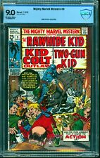 Mighty Marvel Western #9 CBCS VF/NM 9.0 Off White to White