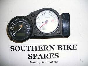 1997-2000 Suzuki GSXR600 V-Y SRAD Clocks MPH Speedo *BIKE BREAKING* Speedometer