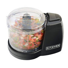 Electric Food Chopper Mini Processor Kitchen Compact Vegetable Onions Chopping