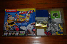 Rokenbok Toy Construction Radio Control Start Set - ALMOST COMPLETE