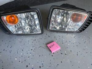 2004-2010 Infiniti QX56 OEM Left & Right Fog Light Assemblies    #600