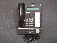 Panasonic KX-T7633 B Digital Display Speaker Telephone Black KX-TDA50 KX-TDA100