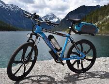 Elektrofahrrad Ebike Bavarian City-Cross mit Vollausstattung - 25km/h 250W Blue