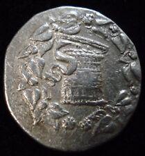 La Grèce antique 190-133BC Pergamon cistophoric TETRADRACHME EF avec COA