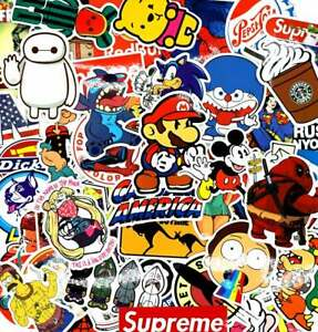 Ultimate Sticker Bombing Pack - 100 Awesome Stickers/Decals - Ships from Florida