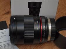 Samyang 1,8/85 mm ED UMC CS für Fujifilm X im Neuzustand!