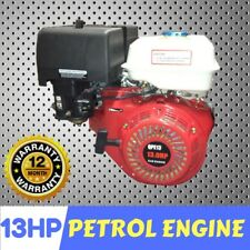 13HP PETROL ENGINE OHV STATIONARY Horizontal Shaft-Water Pump Generator Log Saw