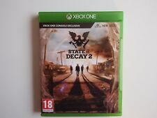State of Decay 2 on Xbox One in MINT condition