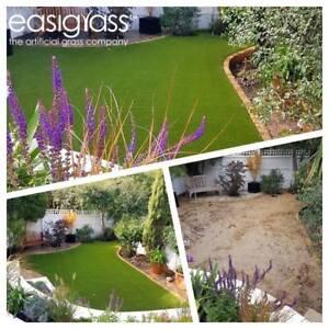 Artificial Fake Grass Off Cut Reduced Mayfair 50mm 08/20 No005 0.6 x 5.2 = 3.12