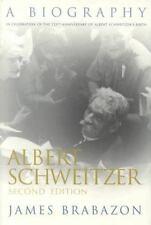 Albert Schweitzer: By James Brabazon