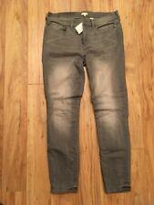 Jcrew Women's Grey Stretch Jeans. Size 29. New with Tags