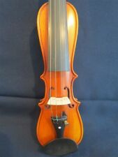 "Solid wood Baroque style SONG Brand violin 12 5/8"" free case bow rosin #10680"