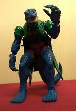 RARE 1998 Marvel Toy Biz trasformando Lizard action figure